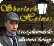 Image Sherlock Holmes: Das Geheimnis des silbernen Ohrrings