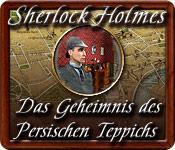 Sherlock Holmes: Das Geheimnis des Persischen Teppichs game play