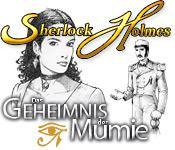 Sherlock Holmes - Das Geheimnis der Mumie game play