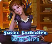 Feature screenshot game Sweet Solitaire: School Witch