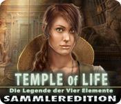 Feature screenshot Spiel Temple of Life: Die Legende der Vier Elemente Sammleredition
