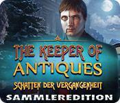 Feature screenshot Spiel The Keeper of Antiques: Schatten der Vergangenheit Sammleredition