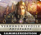 Vorschaubild The Secret Order: Verhängnisvolle Artefakte Sammleredition game