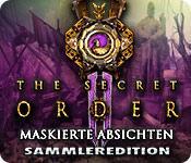 Feature screenshot Spiel The Secret Order: Maskierte Absichten Sammleredition