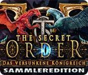 Feature screenshot Spiel The Secret Order: Das versunkene Königreich Sammleredition