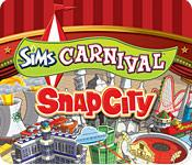 The Sims Carnival SnapCity game play