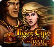Feature screenshot Spiel Tiger Eye - Part 1: Der Fluch der Rätselbox
