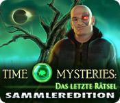 Feature screenshot Spiel Time Mysteries: Das letzte Rätsel Sammleredition