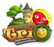 Trio: Die Siedlung der Orbics game play