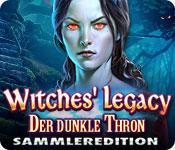 Feature screenshot Spiel Witches' Legacy: Der dunkle Thron Sammleredition