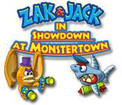 Zack & Jack in Showdown at Monstertown game play