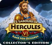 Har screenshot spil 12 Labours of Hercules VI: Race for Olympus Collector's Edition
