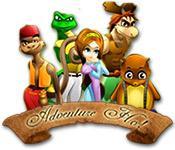 Har screenshot spil Adventure Ho