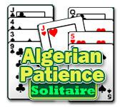 Har screenshot spil Algerian Patience Solitaire