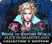 Har screenshot spil Bridge to Another World: Alice in Shadowland Collector's Edition