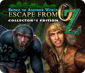 Har screenshot spil Bridge to Another World: Escape From Oz Collector's Edition