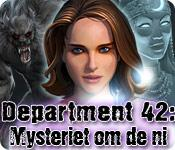 Har screenshot spil Department 42: Mysteriet om de ni