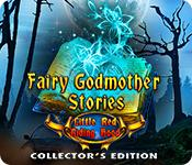 Har screenshot spil Fairy Godmother Stories: Little Red Riding Hood Collector's Edition