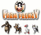 Har screenshot spil Farm Frenzy
