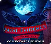 Fatal Evidence: The Cursed Island Collector's Edition game play