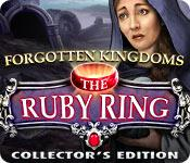 Har screenshot spil Forgotten Kingdoms: The Ruby Ring Collector's Edition