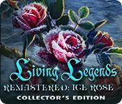 Har screenshot spil Living Legends Remastered: Ice Rose Collector's Edition