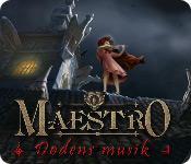 Har screenshot spil Maestro: Dødens musik