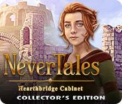 Har screenshot spil Nevertales: Hearthbridge Cabinet Collector's Edition