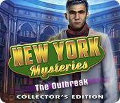 Har screenshot spil New York Mysteries: The Outbreak Collector's Edition