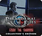 Paranormal Files: Enjoy the Shopping Collector's Edition game play