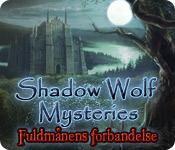 Har screenshot spil Shadow Wolf Mysteries: Fuldmånens forbandelse