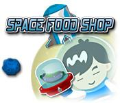 Har screenshot spil Space Food Shop