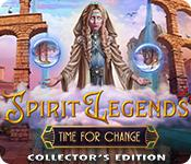 Har screenshot spil Spirit Legends: Time for Change Collector's Edition