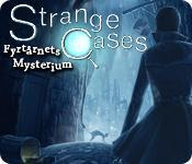 Har screenshot spil Strange Cases: Fyrtårnets mysterium