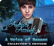The Andersen Accounts: A Voice of Reason Collector's Edition game play