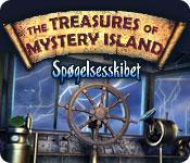 Har screenshot spil The Treasures of Mystery Island: Spøgelsesskibet