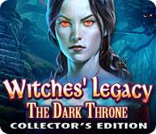 Witches' Legacy: The Dark Throne Collector's Edition game play