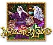 Har screenshot spil Wizard Land