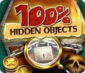 Feature screenshot game 100% Hidden Objects