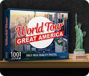 Feature screenshot game 1001 Jigsaw World Tour: Great America