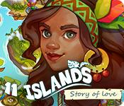 Feature screenshot game 11 Islands: Story of Love