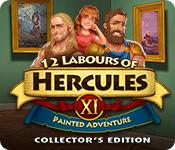 Har screenshot spil 12 Labours of Hercules XI: Painted Adventure Collector's Edition
