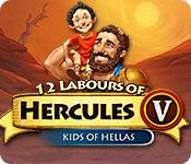 Feature screenshot game 12 Labours of Hercules V: Kids of Hellas