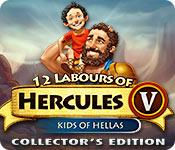 Feature screenshot game 12 Labours of Hercules V: Kids of Hellas Collector's Edition