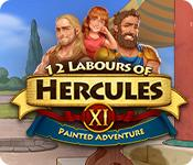 Feature screenshot game 12 Labours of Hercules XI: Painted Adventure