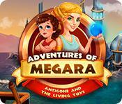 Funzione di screenshot del gioco Adventures of Megara: Antigone and the Living Toys