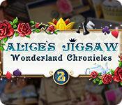 Feature screenshot game Alice's Jigsaw: Wonderland Chronicles 2