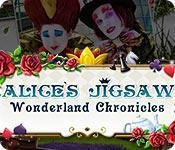 Feature screenshot game Alice's Jigsaw: Wonderland Chronicles