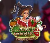La fonctionnalité de capture d'écran de jeu Alice's Wonderland 4: Festive Craze