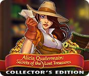 Feature screenshot game Alicia Quatermain: Secrets Of The Lost Treasures Collector's Edition